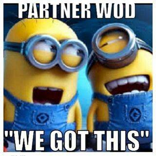 Image result for buddy workout minion